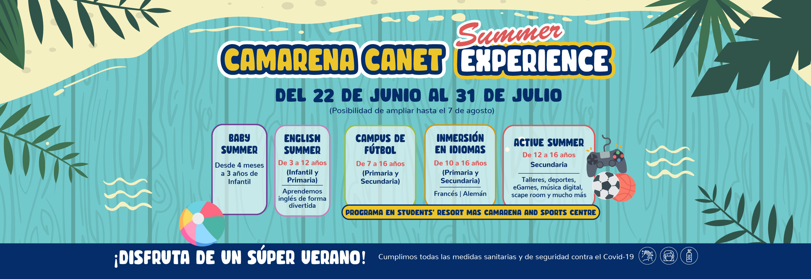 1INSTA CANET Summer Experience
